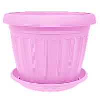 Цветочный горшок «Терра» 0.35л