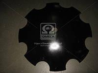 Диск бороны (Н 154.00404-Б) ромашка 660мм кр.46мм БДТ Борированный (пр-во Велес-Агро)