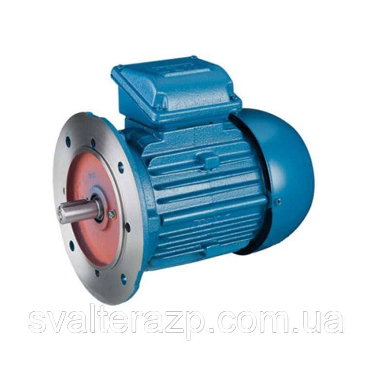 Асинхронный двигатель 5,5 кВт 1500 об/мин фланец