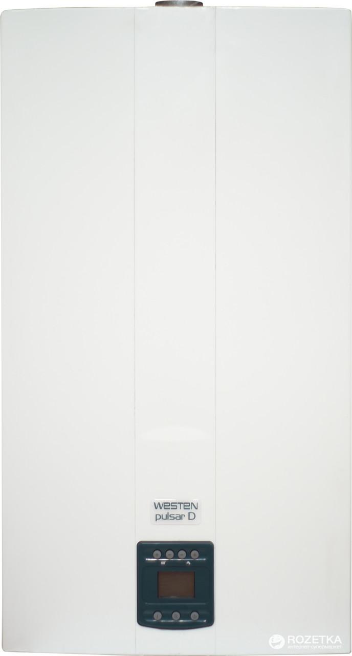 Котел газовый навесной дымоходный Westen Pulsar D 240 i