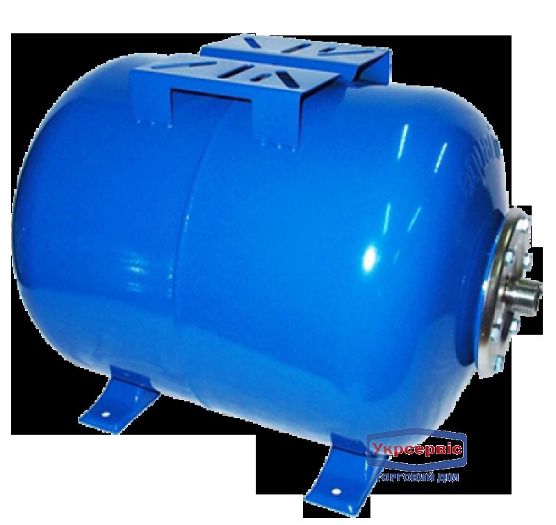 Гидроаккумулятор Aquatica HT50 горизонтальный 50 л