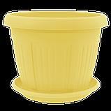 Цветочный горшок «Николь» (Алеана) 50х38, фото 4