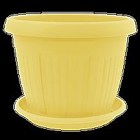 Цветочный горшок «Николь» (Алеана) 28х21, фото 1
