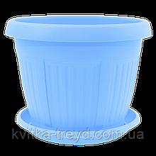Цветочный горшок «Николь» (Алеана) 16х12