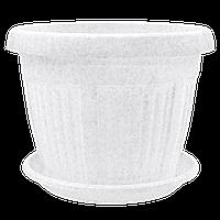 Цветочный горшок «Николь» (Алеана) 19х15