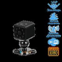 Wi-Fi мини камера SQ13 с углом обзора 155°