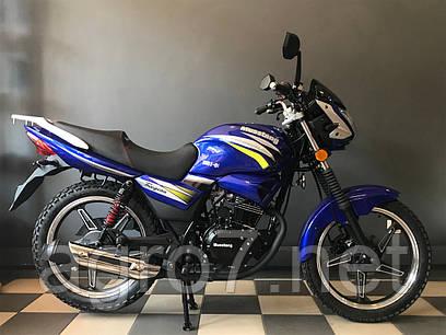 Мотоцикл MUSSTANG REGION MT-150 (150 см3)