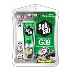 Восстановительный гель для КПП, редуктора и дифференциала Sab Tab GEARBOX Restoring GEL G39