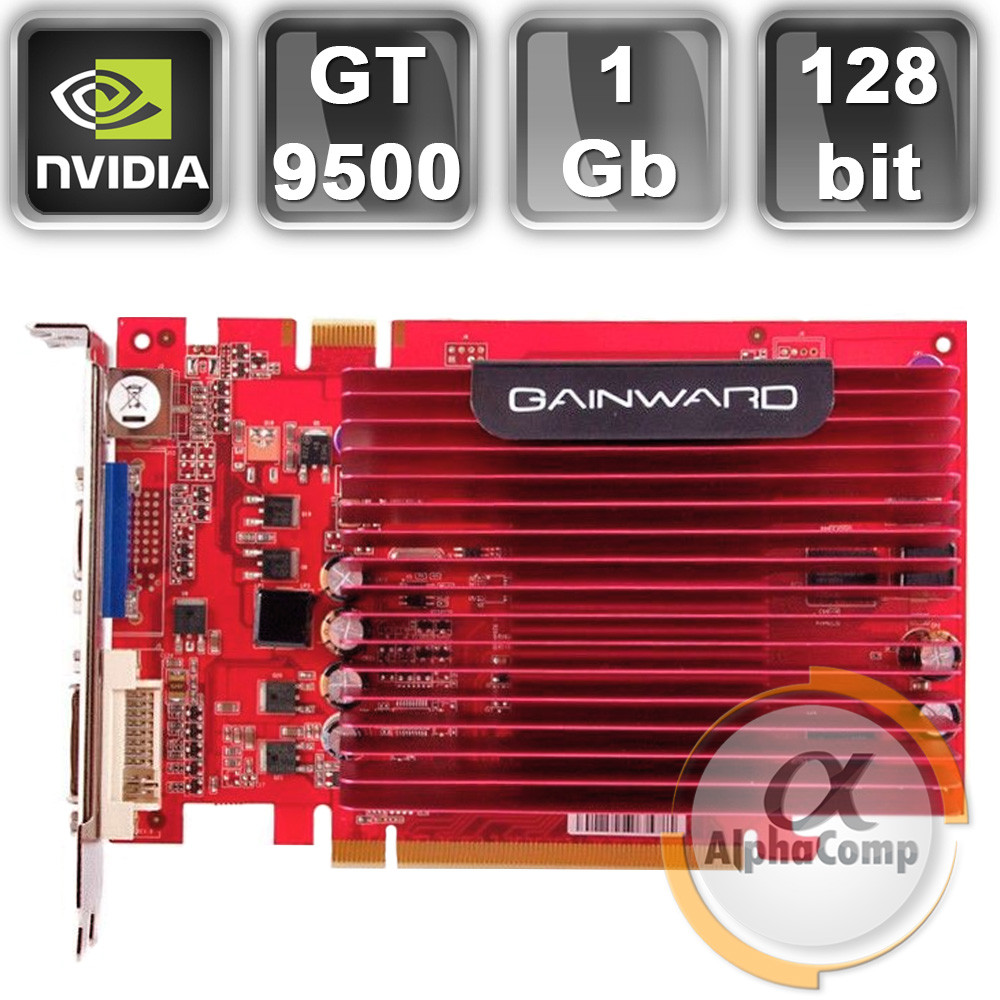 GAINWARD 9500GT WINDOWS 8 X64 DRIVER