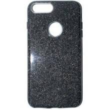 Glitter силиконовый чехол 3в1 для Meizu M5S Черный