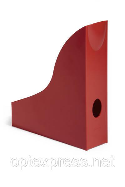 BASIC вертикальный лоток для документов  DURABLE красный
