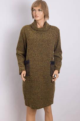 Платье женское ANOTHER FORPANI 7241 HAKI