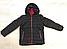 Куртка на синтепоне для мальчиков, Венгрия, Glo-story, 164-170 рр., арт.BMA-4836 ,, фото 3