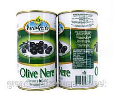 Оливки чорні Varia Gusto 350г