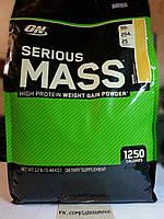 Optimum Nutrition Serious Mass 5,45кг, фото 1
