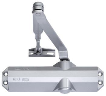 Доводчик дверной GU ОТS 140 серебристый (Германия)