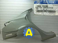 Крыло заднее правое на Хьюндай Акцент(Hyundai Accent / Hyundai Solaris)2010-2014