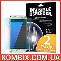 Защитная пленка для телефона Samsung Galaxy S7 Edge – Ringke Full Cover, фото 1