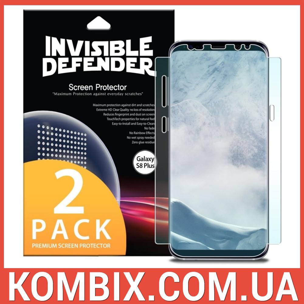 Защитная пленка для Samsung Galaxy S8 Plus – Ringke Full Cover, фото 1