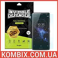 Защитная пленка для Sony Xperia XZ2 – Ringke Full Cover, фото 1