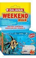 Корм для рыб Даяна Уикенд (Dajana Weekend), 4 шт в упаковке