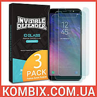 Защитное стекло для Samsung Galaxy A6 Plus – Ringke Premium Tempered Glass, фото 1
