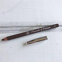Пудровый карандаш для бровей Cascade of Colours 111