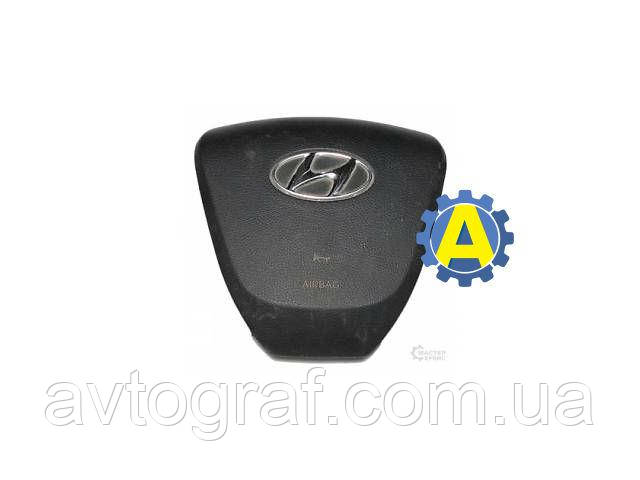 Подушка в руль на Хьюндай Акцент(Hyundai Accent / Hyundai Solaris)2010-2014