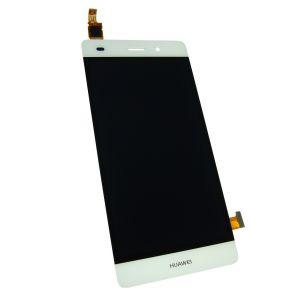 Дисплей Huawei P8 Lite (2015) с тачскрином белый Оригинал