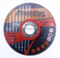 "Диск 125*1.2*22.2 мм отрезной по металлу ""BLACK STAR"""