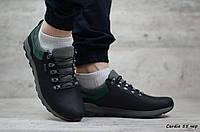 Кожаные мужские кроссовки Cardio, фото 1