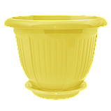 Цветочный горшок «Волна» (Алеана) 36х28, фото 5