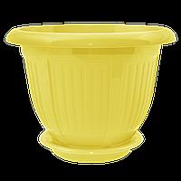 Цветочный горшок «Волна» (Алеана) 20х16, фото 1