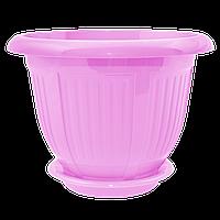 Цветочный горшок «Волна» (Алеана) 28х22, фото 1