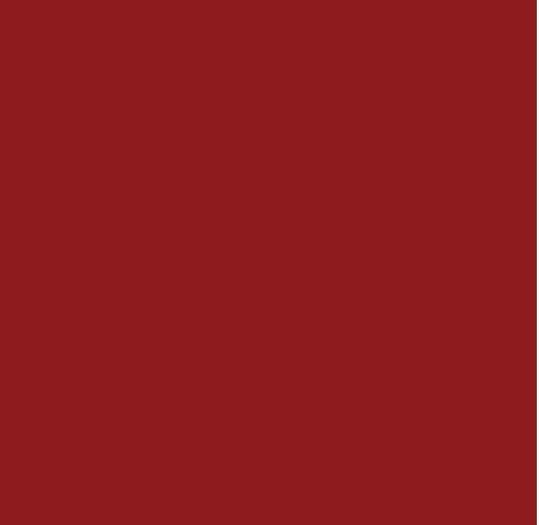 Кромка ПВХ мебельная Красный корка 149 РЕ Termopal 0,45х21 мм.