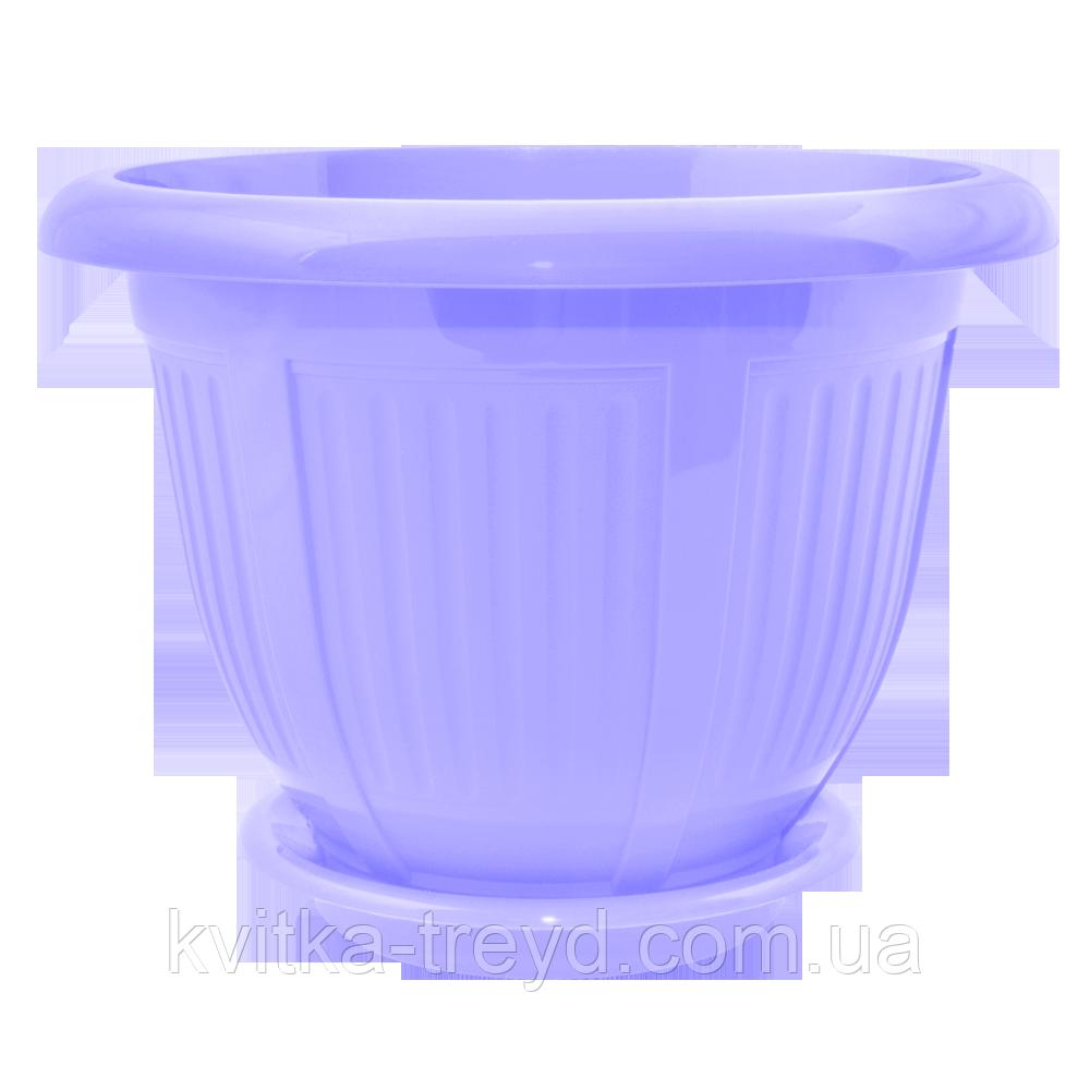 Цветочный горшок «Волна» (Алеана) 36х28