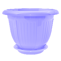 Цветочный горшок «Волна» (Алеана) 16х12, фото 1