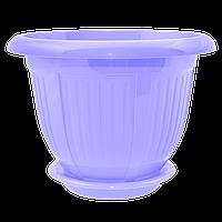 Цветочный горшок «Волна» (Алеана) 16х12