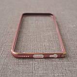 Бампер метал. Nillkin Gothic iPhone 6 pink EAN / UPC: 6956473290674, фото 2