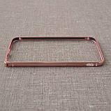Бампер метал. Nillkin Gothic iPhone 6 pink EAN / UPC: 6956473290674, фото 3