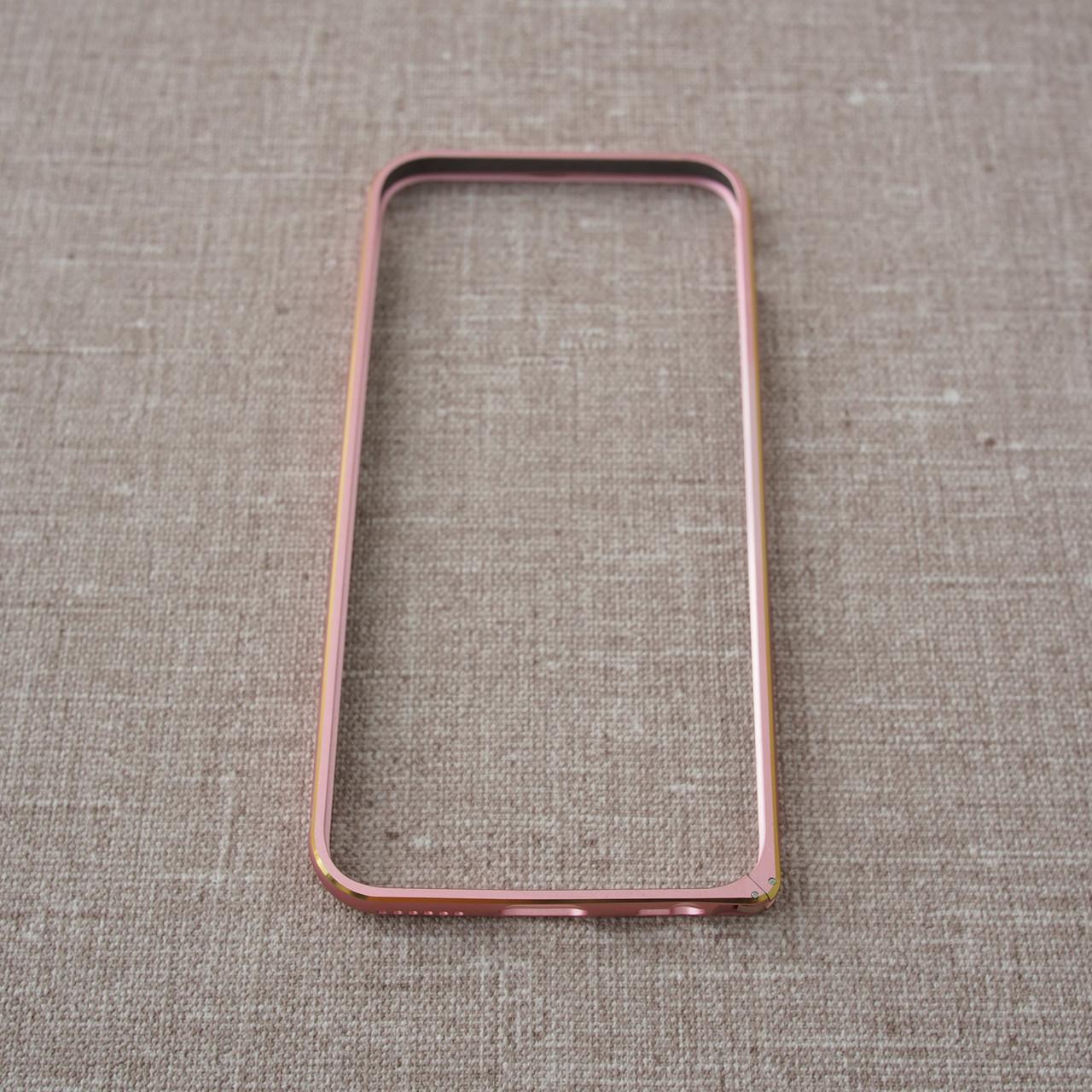 Бампер метал. Nillkin Gothic iPhone 6 pink EAN / UPC: 6956473290674