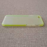Накладка ROCK Guard iPhone 6 white/green EAN/UPC: 6950290696206, фото 4