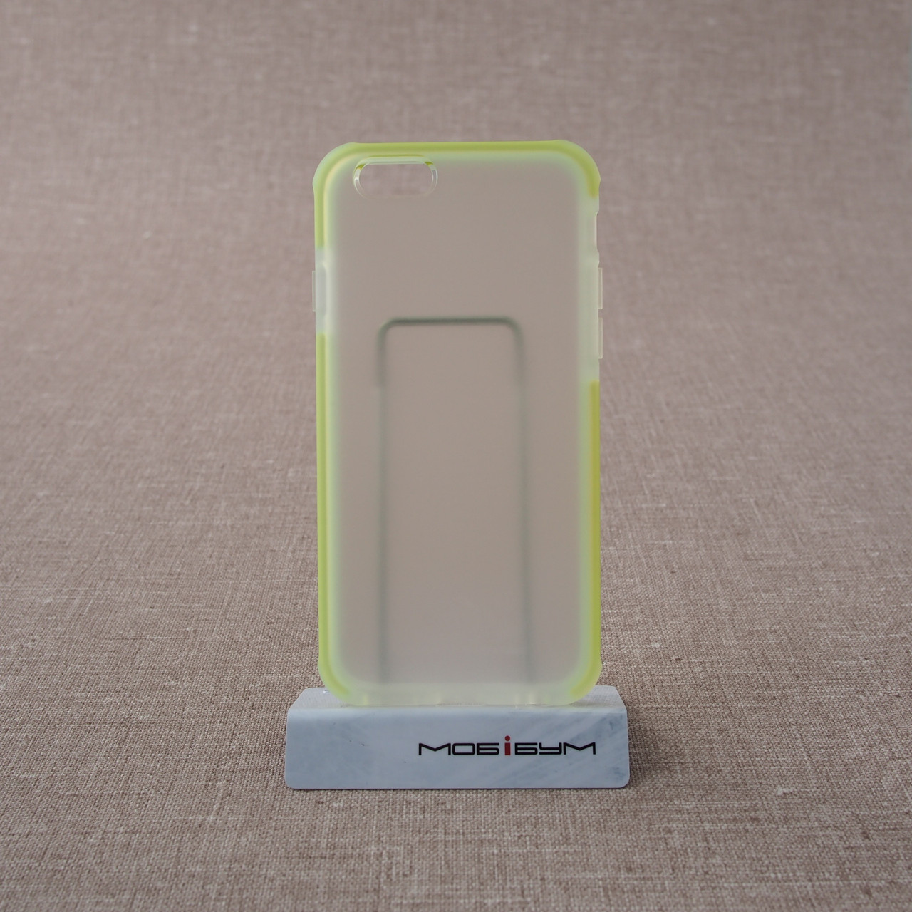 Накладка ROCK Guard iPhone 6 white/green EAN/UPC: 6950290696206