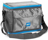 Термо - сумка (ланч-бокс) Spokey ICECUBE 2 (921880) grey/blue 5 л