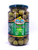 Оливки зелені Varia Gusto 565г
