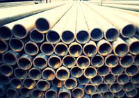 Трубы стальные электросварные круглые общего назначения, бесшовные