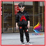 Оптом спортивные костюмы детские из велюра от 50 ед, фото 1
