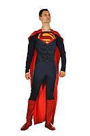 Супермен мужской карнавальный костюм / BL - ВМ238
