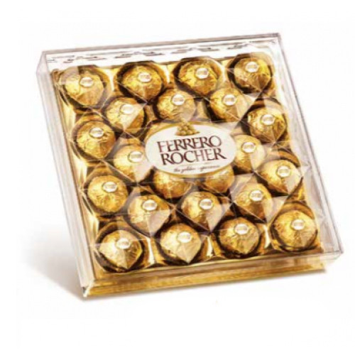 Конфеты Роше / Ferrero Roche Т24*4 Диамант 300г