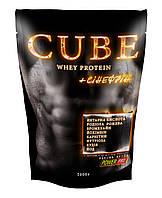 PowerPro Cube Whey Protein 1000g (Лесная ягода)